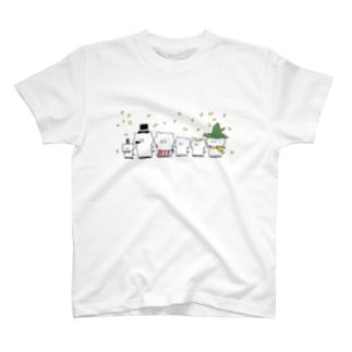 ぶたさん踊らされT T-shirts