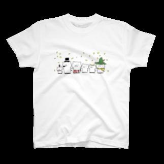coalowl(コールアウル)のぶたさん踊らされT T-shirts