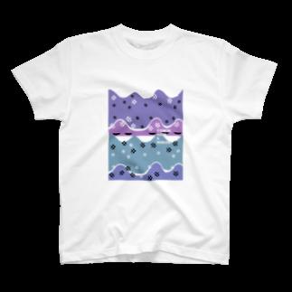 nachau7のkika-11 T-shirts