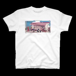 coalowl(コールアウル)のたいくつなしゅうまつT T-shirts
