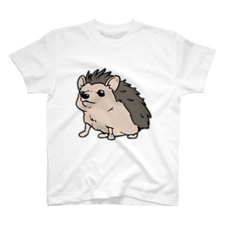 おすましはりねずみ T-shirts