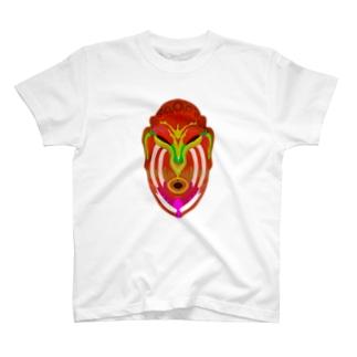 カレヤマカラ T-shirts