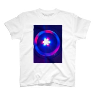 クラゲヒカリ T-shirts