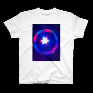 sp_yukimru_01のクラゲヒカリ T-shirts
