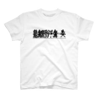 求知心 T-shirts