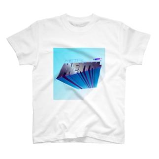 メタルなメンタル T-shirts