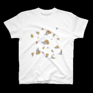 tasukuroのハリネズミくん T-shirts