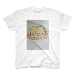 ネコライオン T-shirts
