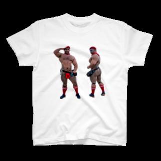 東風のガチムチさん T-shirts