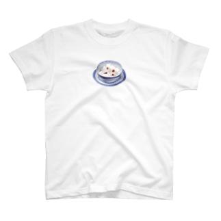 杏仁豆腐 T-shirts
