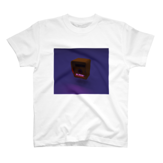 BJ来ての押しボタン式信号機(おしてください) T-shirts