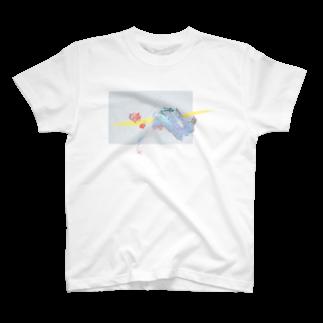 onigiriumeeの54321_2 T-shirts