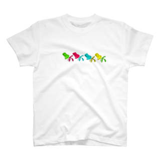 変なグッズ屋さんのタピオカ産卵中 T-shirts
