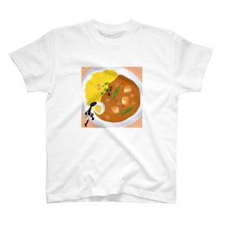 美味しいカレー T-shirts