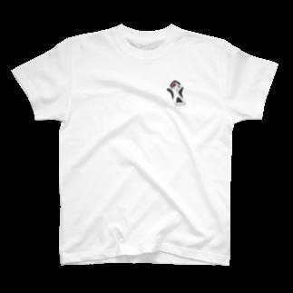 アイリスのシャチ子 T-shirts
