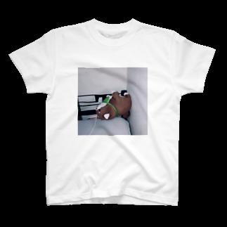 kid_kzkのらいおん T-shirts