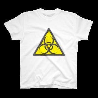 AURA_HYSTERICAのBIOHAZARD T-shirts