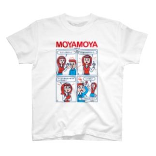 MOYAMOYA T-shirts