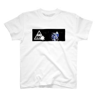 肘爆photoT ver. MACHINE T-shirts