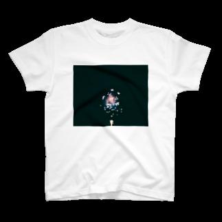 氷の夏の夜(Tシャツ、スマートフォンケース) T-shirts