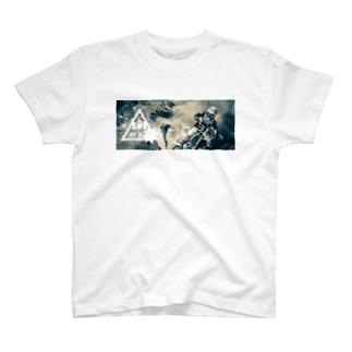 肘爆photoT ver.RIDE T-shirts