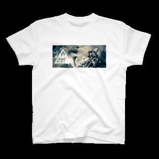 肘爆の肘爆photoT ver.RIDE T-shirts