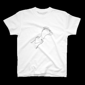 うまみのねこイカ T-shirts