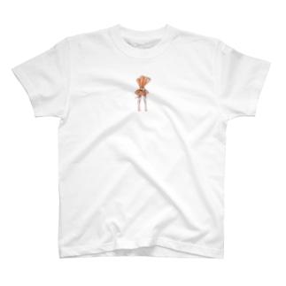 魚肉ソーセージの残り T-shirts