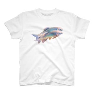 かわいいオイカワ T-shirts