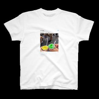 e_ntyoの夏のはじまり T-shirts