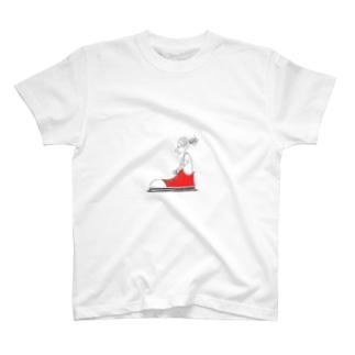 スニーカーボーイ T-Shirt