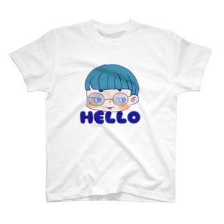 マロ眉坊 T-shirts