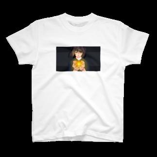 うまみのキャンドル T-shirts