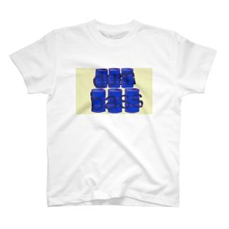 ドラム缶B T-shirts