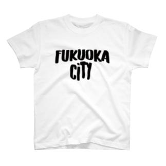 福岡 T-shirts