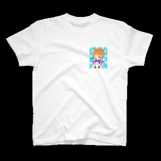 ぐるみ100のパンダちゃん T-shirts
