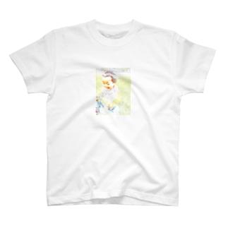tomo tohka2 T-shirts