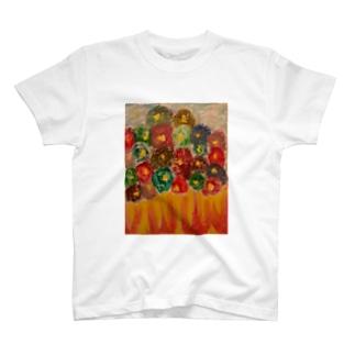 『胡蝶蘭』 T-shirts