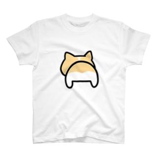 コーギーのおしり T-shirts