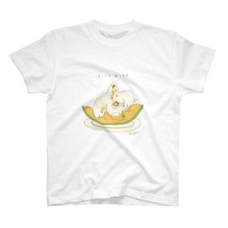 メロンでBITABITA T-shirts