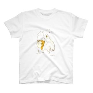 アイスでBITABITA T-shirts