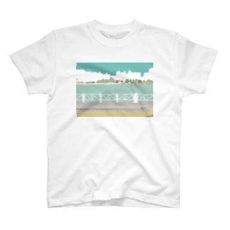 あの場所 T-shirts