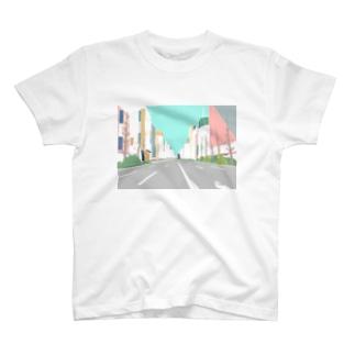 カワイイアキバ T-shirts