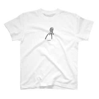 髪を伸ばす2 T-shirts