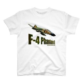 F-4 ファントム II T-shirts