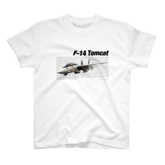F-14 トムキャット T-shirts