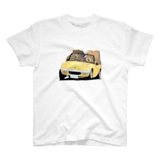 クマエラン T-shirts