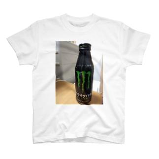 モンスターエナジー T-shirts