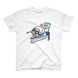ゴッドハンド T-shirts