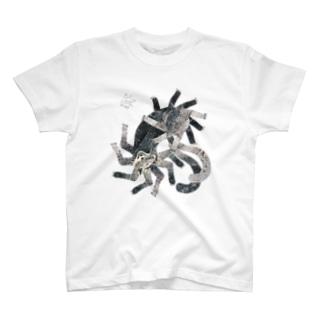 ローリングストーンキャット T-shirts